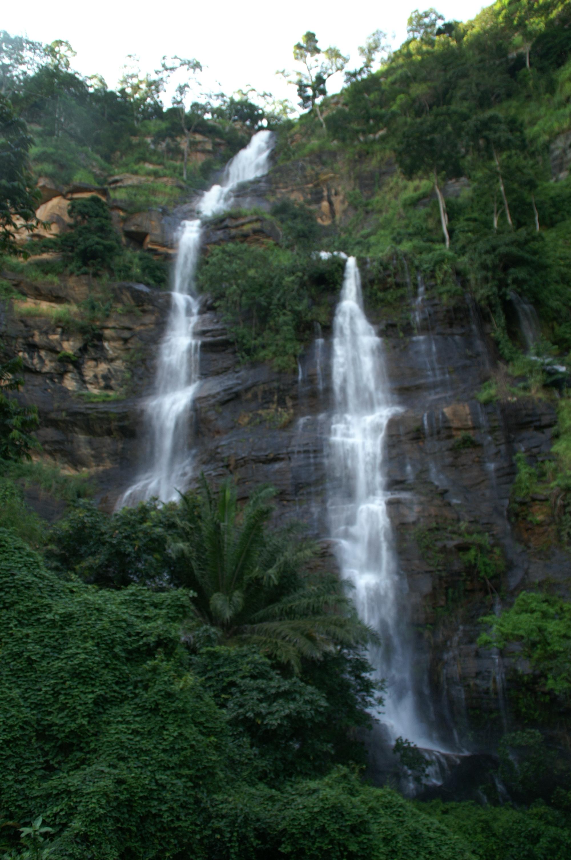 Cascade de Kpalimé