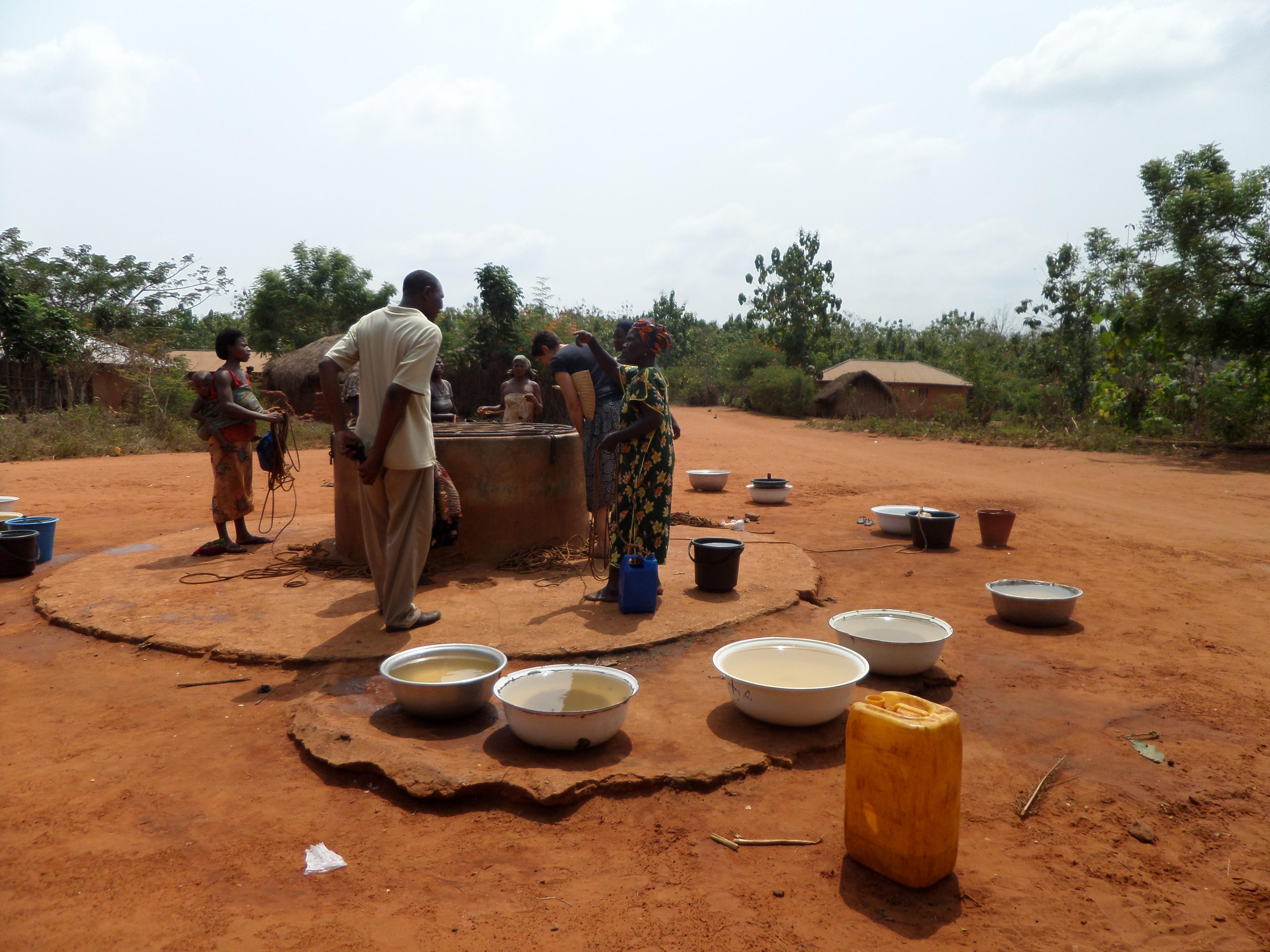 l'accés à l'eau est un privilège