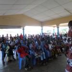 A la Maison des Enfants à Kpalimé